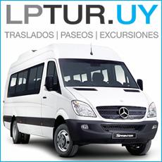 Ver Servicio de Traslados, Paseos y Excursiones en Uruguay